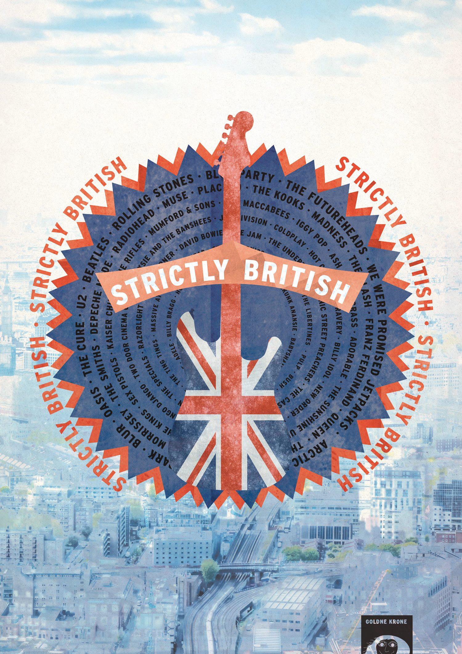 Strictly British